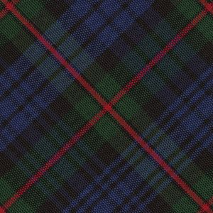 Atkinsons MacKinlay Tartan Irish Poplin Tie #8