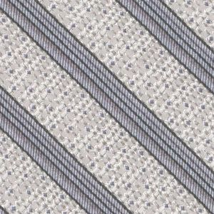 Formal/Wedding Silk Stripe Tie #4