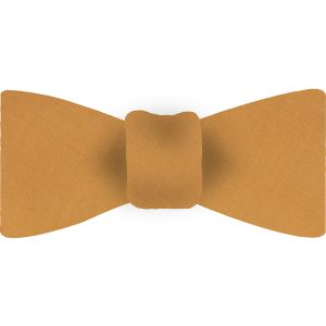 Sandy Brown Shot Thai Silk Bow Tie #19