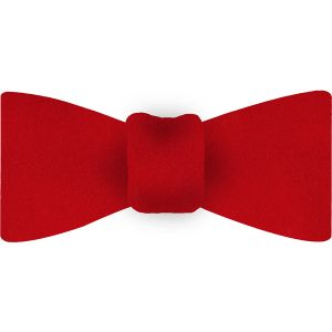 Red Shot Thai Bow Tie #5