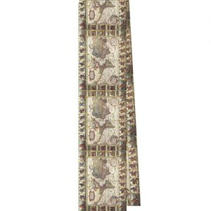 1652 Map Scarf