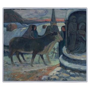 Gauguin Christmas Night 1894 Rectangle #1B