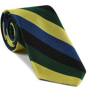 4th Argyle and Sutherland Highlanders Silk Tie #48C