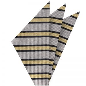 West Point Silk Pocket Square #AMP-6