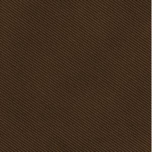 Chocolate Reppe Solid Silk Pocket Square #ERSP-22