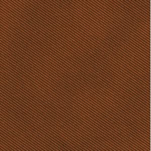 Dark Burnt Orange Reppe Solid Silk Pocket Square #ERSP-24