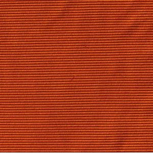 Orange Large Twill Silk Pocket Square #LTWP-4