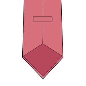 Unlined Ties