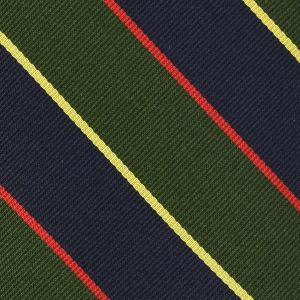 Argyle and Sutherland Highlanders Silk Pocket Square #RGP-48A