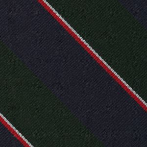 9th Argyle and Sutherland Highlanders Silk Pocket Square #RGP-48D