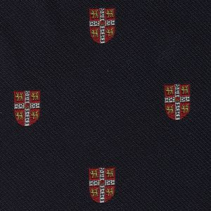 Cambridge University Silk Pocket Square #UKUP-30