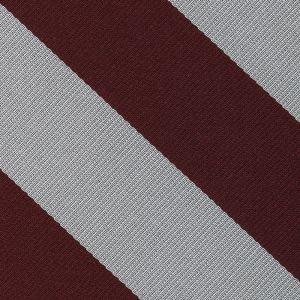 Christ's College Cambridge Stripe Silk Pocket Square #UKUP-31
