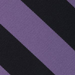 Magdalene College Cambridge Stripe Silk Pocket Square #UKUP-37