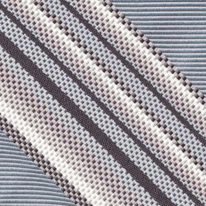 Formal/Wedding Silk Stripe Pocket Square #WDSP-7