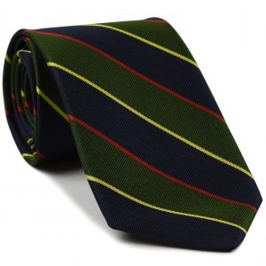 Argyle and Sutherland Highlanders Silk Tie