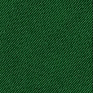 Bottle Green Reppe Solid Silk Tie #17