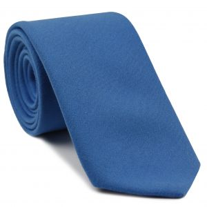 Sky Blue Cotton Tie #4