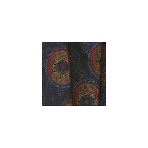 Thai Printed Silk Pocket Square #65