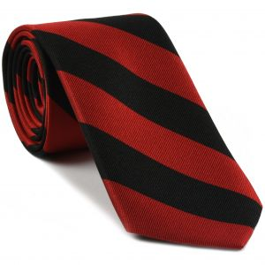 5/6 Royal Victoria Stripe Silk Tie #10