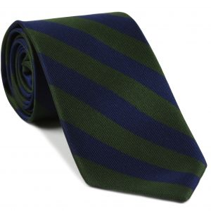 Inns of Court O.T.C. Stripe Silk Tie # 1 # 1