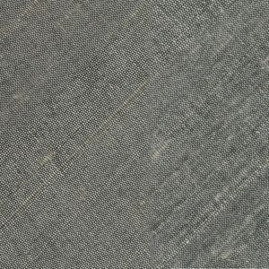 Medium Charcoal Gray Thai Rough Silk Pocket Square #2