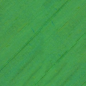 Lime Green Thai Rough Silk Pocket Square #4