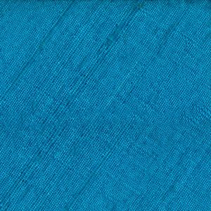 Ocean Blue Thai Rough Silk Pocket Square #5