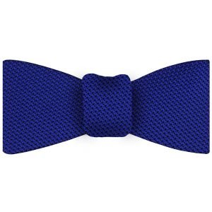 Royal Blue Grenadine Fina Silk Tie #14