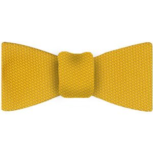 Yellow Gold Grenadine Fina Silk Tie #29
