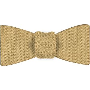 Corn Yellow Prometeo Grenadine Silk Bow Tie #16