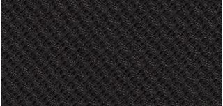 Dark Charcoal Gray & Midnight Blue Cashmere/Silk Grenadine Grossa Silk Pocket Square #3