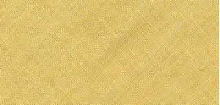 Light Yellow Belgian Linen Pocket Square