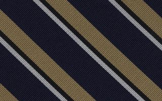 Bloxhamist - Old Boys Silk Pocket Square #OBP-4