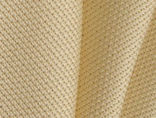 Light Yellow Grenadine Fina Silk Pocket Square # 26