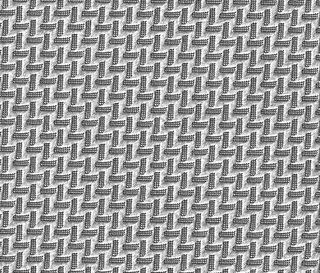 Silver & Black Formal/Wedding Silk Tie #WDT-16