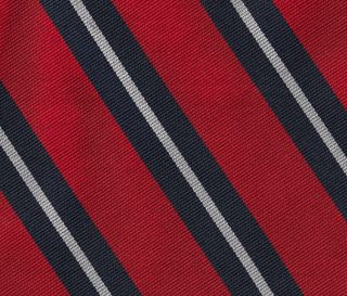 Yorkshire Hussars Silk Pocket Square #RGP-64