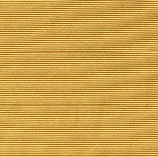 Yellow Large Twill Silk Tie #2