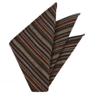 Doi Tao Thai Cotton Pocket Square #THCP-5