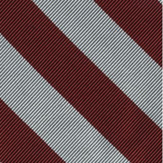 Texas A&M Silk TieTexas A&M Silk Tie #16 - Maroon & White