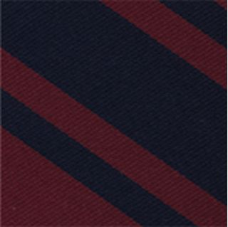 Royal Engineers Stripe Silk Pocket Square #RGP-2