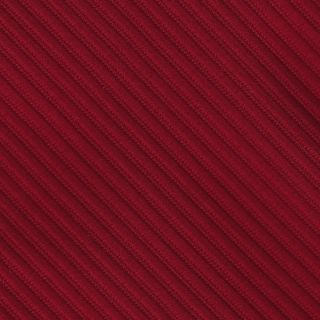 Red Grosgrain Silk Pocket Square #GGRP-2