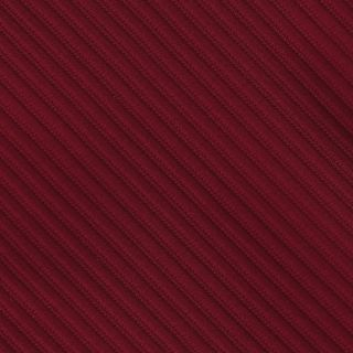 Dark Red Grosgrain Silk Pocket Square #GGRP-3