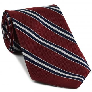 King's Scholar - Old Boys Silk Tie #OBT-18