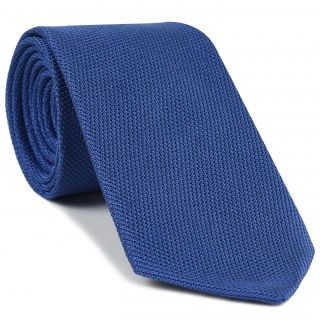 Oxford Light Blue Piccola Silk Tie #GPT-21