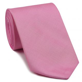 Sweet Pink Shot Thai Silk Tie #25