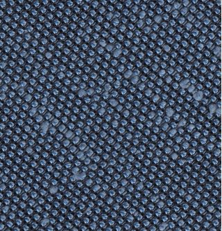 Sky Blue Shantung Grenadine Fina Silk Pocket Square #SHFP-4