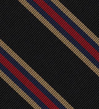Imperial Service College Windsor Silk Tie #RGT-72