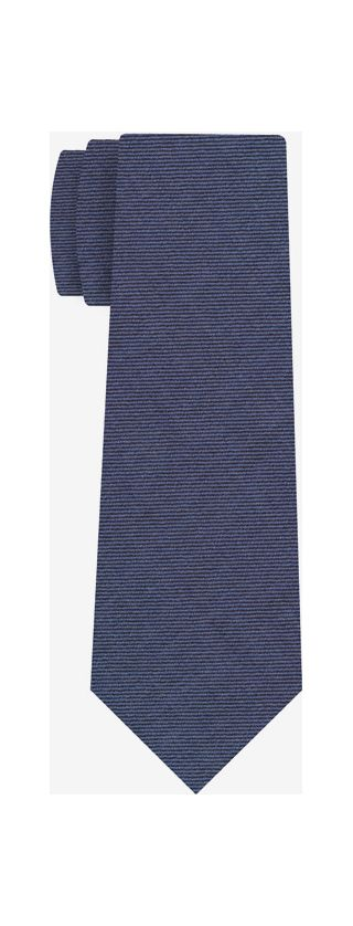 Sky Blue Wool/Silk Tie #9